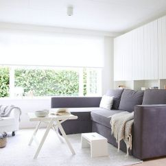 Scandinavian Living Room Design Accent Chairs For India 50 Chic Rooms Ideas Inspirations A That Is All About White From Holly Marder