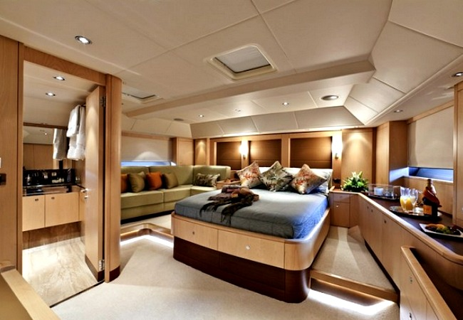 JawDropping Yacht Interiors and Decor That Blow You Away