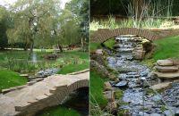 50 Dreamy and Delightful Garden Bridge Ideas