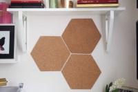 DIY: A Quick and Easy Hexagon Cork