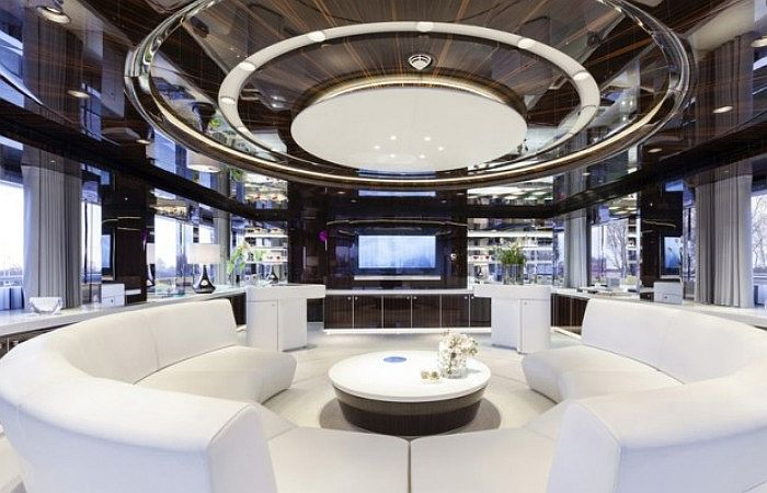Jaw Dropping Yacht Interiors And Decor That Blow You Away