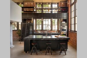 100 Awesome Industrial Kitchen Ideas Modern Industrial Style Combines Aesthetics With Ergonomics Muratore Construction