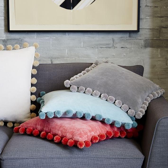 Design Trend Tassels and Pom Poms