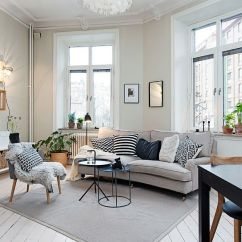Style For Small Living Room Best Paint Colors Dark 50 Chic Scandinavian Rooms Ideas Inspirations Decorating Idea In Design Studio Cuvier