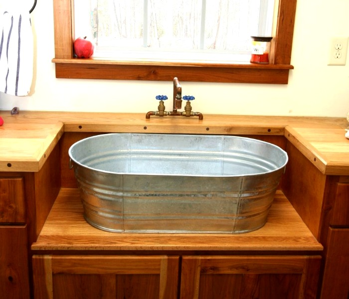 Bowl Sinks For Bathroom Sink With Countertop Funky Bathrooms