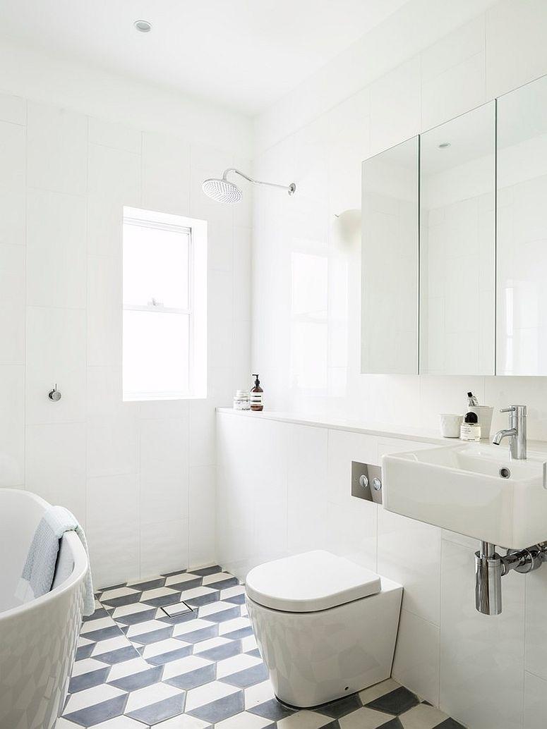 25 creative geometric tile ideas that
