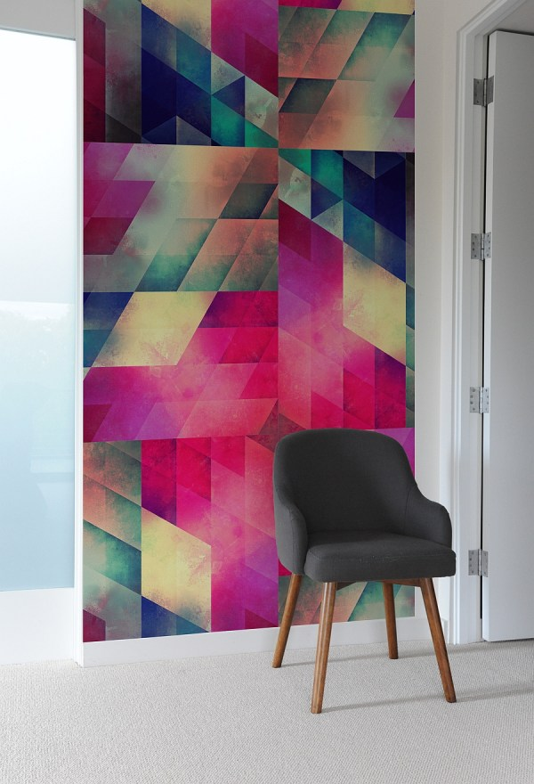 Geometric Pattern Wall Tiles