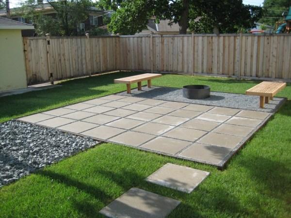 paver patios add dimension