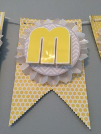 Make This Pretty DIY Party Banner (It's Much Easier Than ...