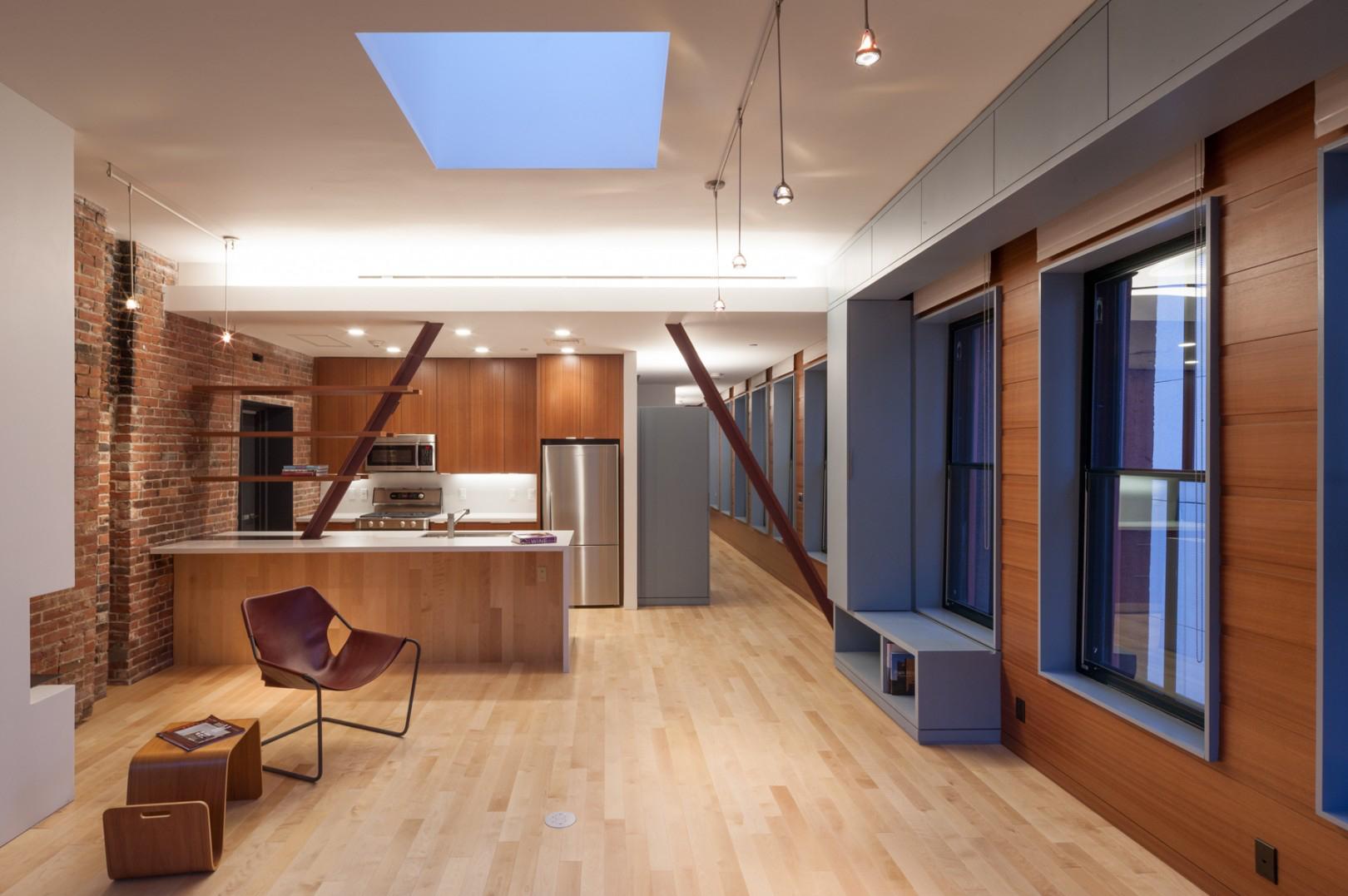 10 Industrial LoftStyle Designs