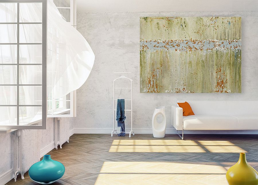 sofa paintings abstract sofas for under 200 50 modern wall art ideas a moment of creativity