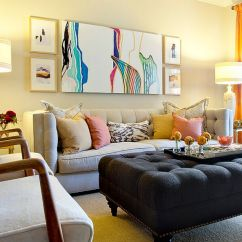 Best Wall Decor For Small Living Room Houzz Four Chairs 50 Modern Art Ideas A Moment Of Creativity