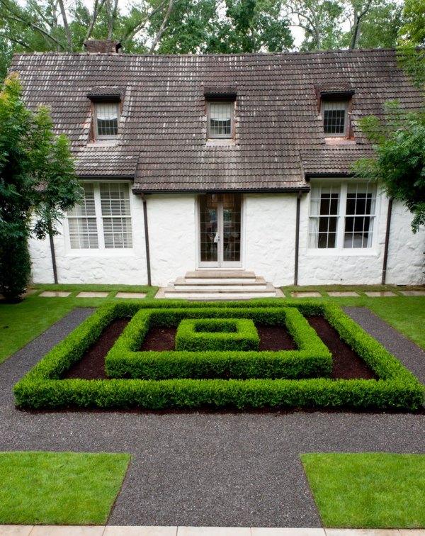 lawn alternatives modern
