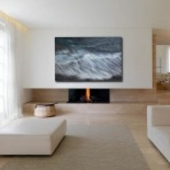 Artwork For Living Room Walls Entertainment Wall 50 Modern Art Ideas A Moment Of Creativity While Rooms And Bedrooms Look Great With Gallery Or Collection Coherence Others Need Just One Statement Piece To Turn The