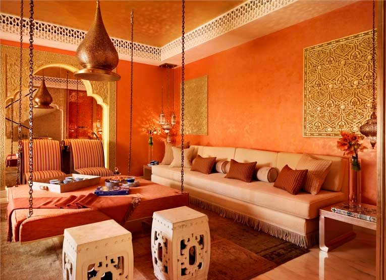 Bold Design Touches That Create A Moroccan Oasis In Your