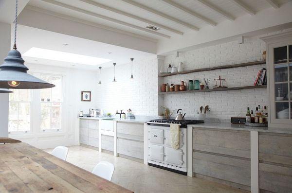 scandinavian kitchen tile designs 50 Modern Scandinavian Kitchens That Leave You Spellbound
