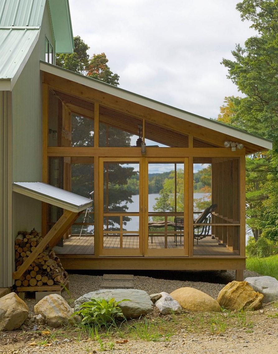 Tranquil Screenedin Porch Ideas