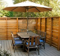 Modern Privacy Fence Ideas for Your Outdoor Space ...