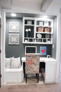 15 Closets Turned into Space