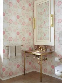 Feminine Bathroom Ideas