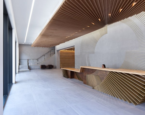Inspiring Reception Desk Design