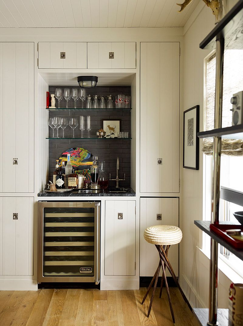 20 Small Home Bar Ideas and SpaceSavvy Designs