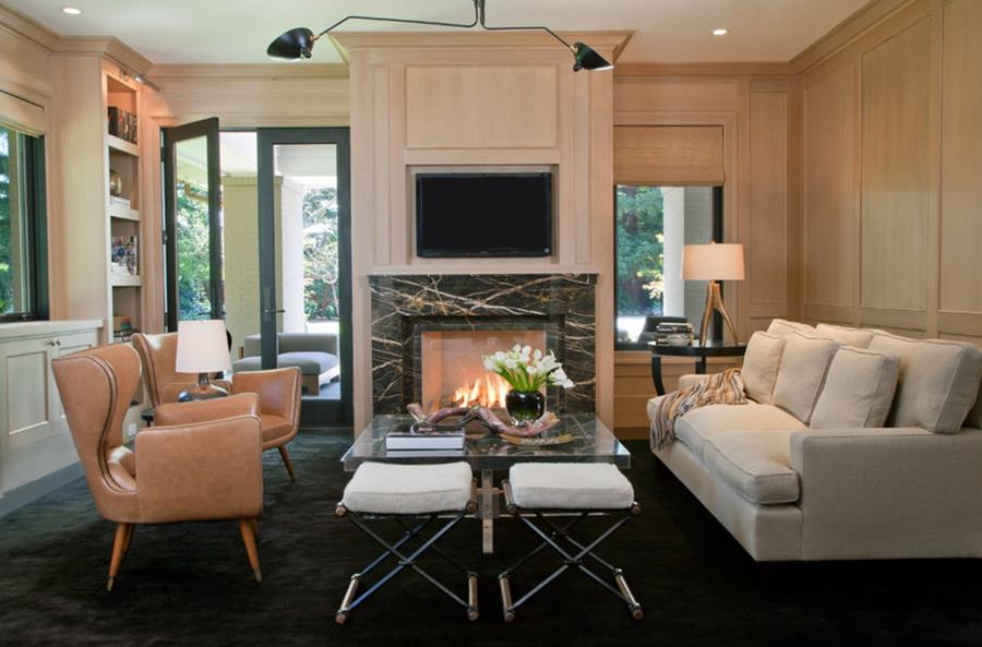 living room with carpet home goods chairs create drama black carpets and rugs view in gallery carpeting a chic family