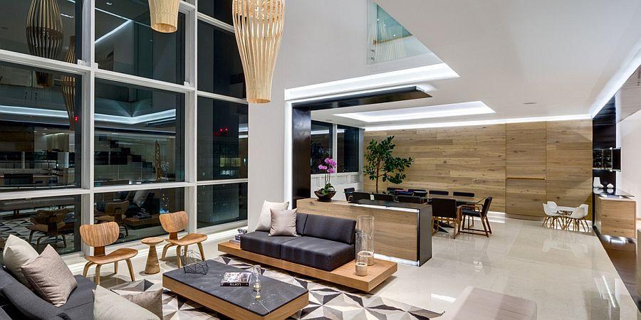 Penthouse MK Lavish Hub Showcases Sparkling Views Of Mexico City
