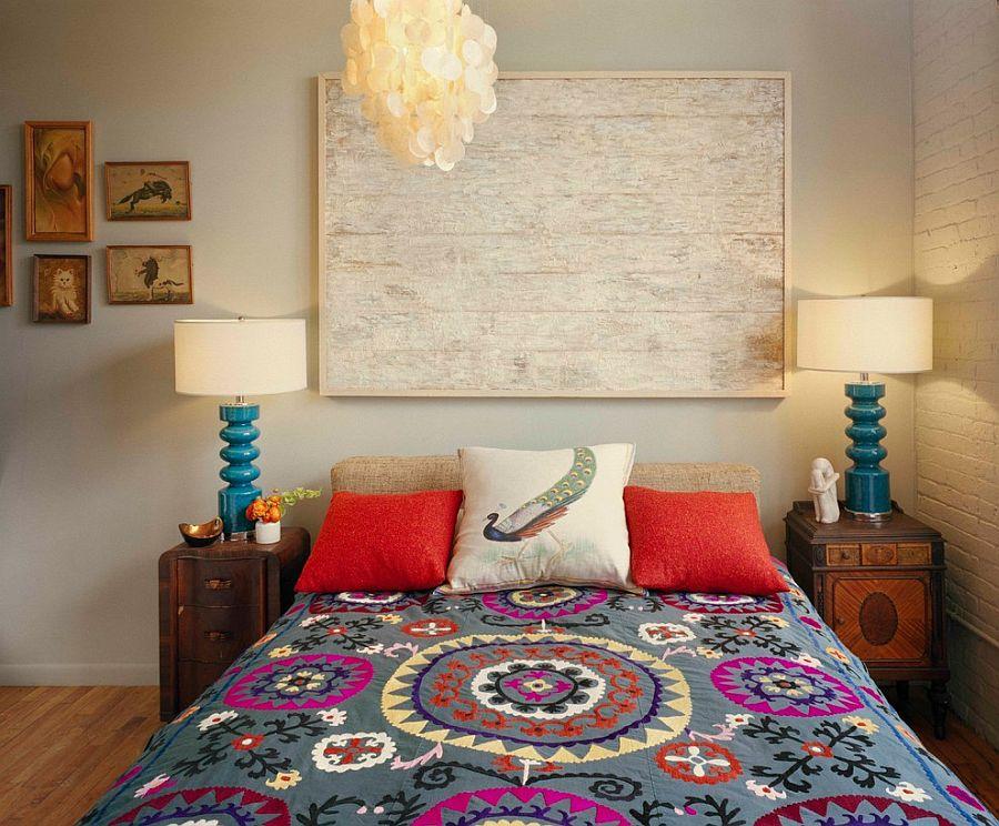 title | Bohemian Bedside Table Ideas