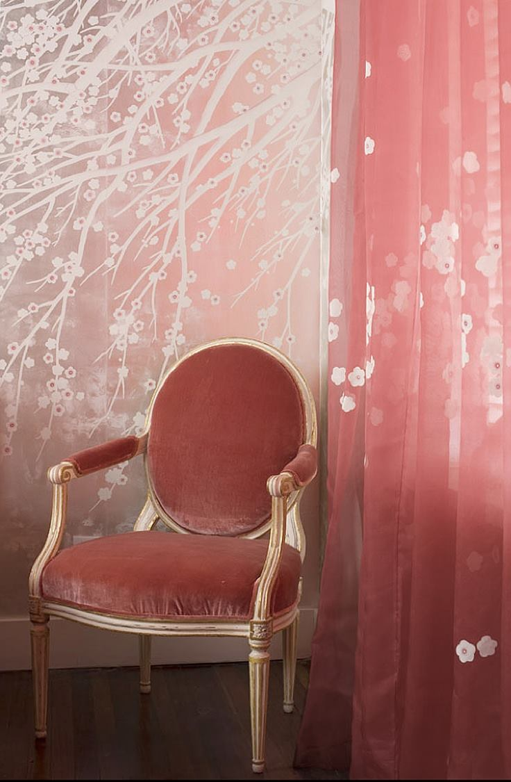 blue and white dining chairs wheelchair base the beauty of cherry blossom wallpaper