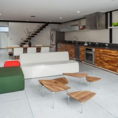 Tiled Living Room Pictures For Furniture Make A Statement With Large Floor Tiles View In Gallery Extra Tile Modern