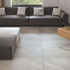 Living Room Tiles Floor Indoor Plants Make A Statement With Large View In Gallery Tile Modern