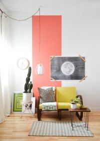 22 Clever Color Blocking Paint Ideas to Make Your Walls ...