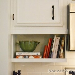 Undercounter Kitchen Sink Lyfe Franchise 15 Unique Ideas For Storing Cookbooks