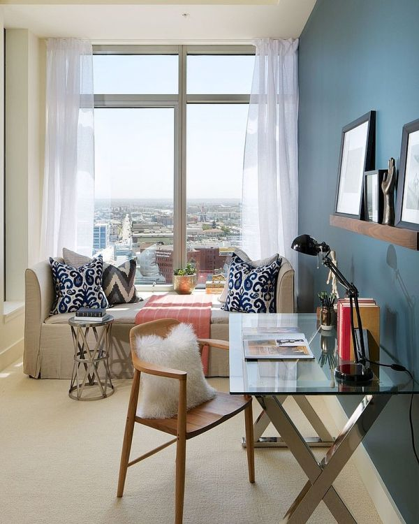 Home Office Guest Room Idea