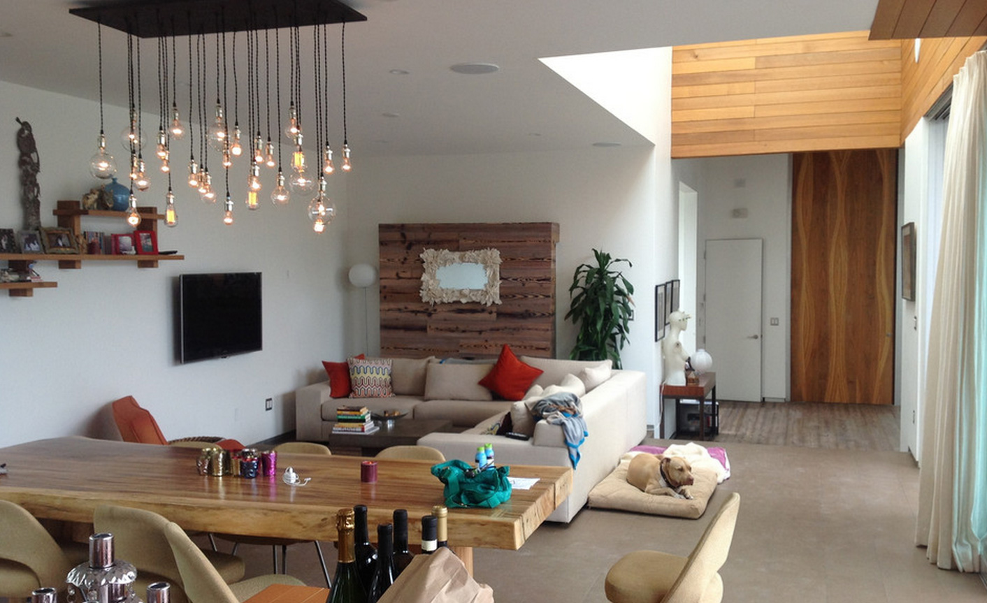 Pretty Living Room 8 Eco-friendly Lighting Options That Will Make You See The
