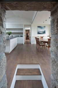 Revitalized Cottage in Stone and Wood Captures the Aura of ...