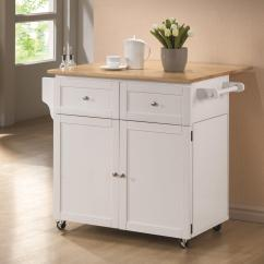 Trash Cans Kitchen Corian Sinks 8 Ways To Hide Or Dress Up An Ugly Can View In Gallery White Cart For Extra Storage