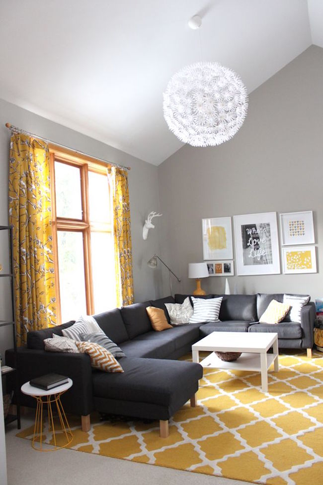 Trendy 2017 Wall Colors