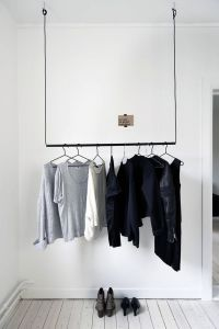 18 Open Concept Closet Spaces for Storing and Displaying ...