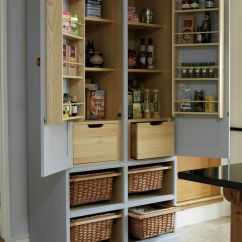 Kitchen Armoire Fruit Decor 15 Creative Ways To Repurpose An Old Antique View In Gallery Repurposed As A Pantry