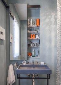 Built In Bathroom Medicine Cabinets