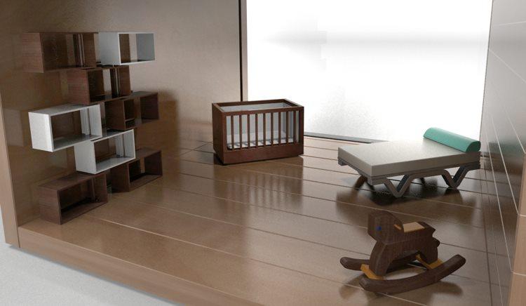 Design in Miniature Modern Dollhouse Furniture Ideas