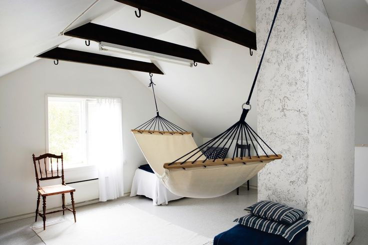 18 Indoor Hammocks to Take a Relaxing Snooze In Any Time