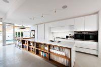kitchen bookshelf - 28 images - decorating the kitchen ...