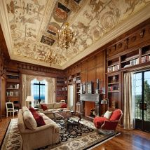 Classic European Home Offices