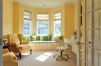 Energize Your Workspace: 30 Home Offices with Yellow Radiance