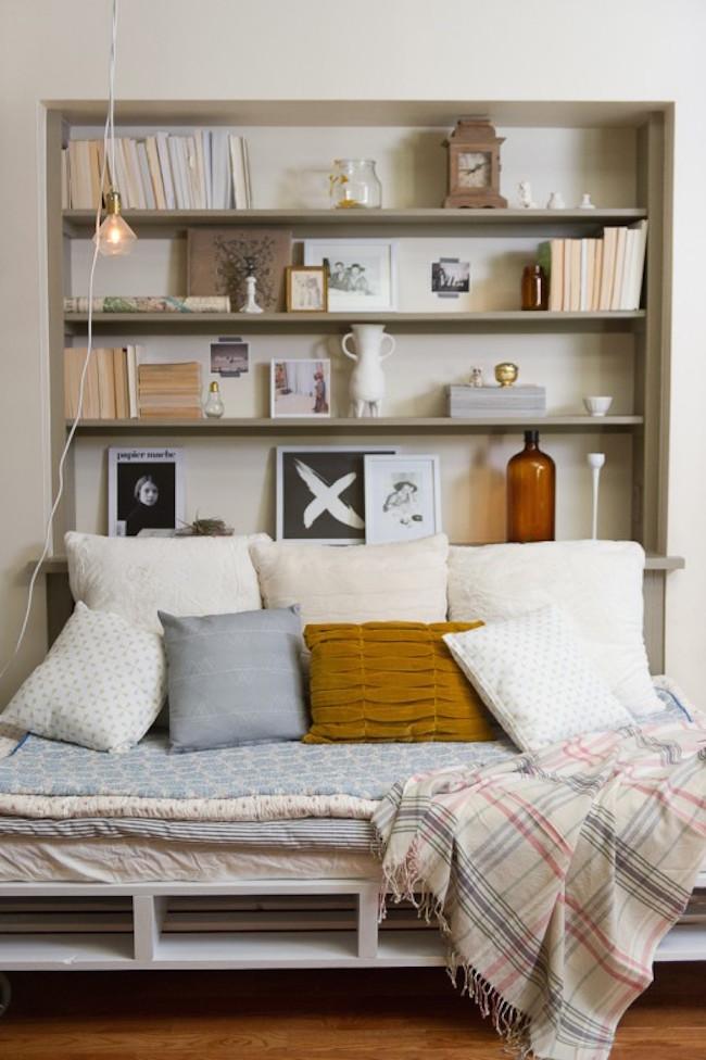 Tall Narrow Bookshelves Wood