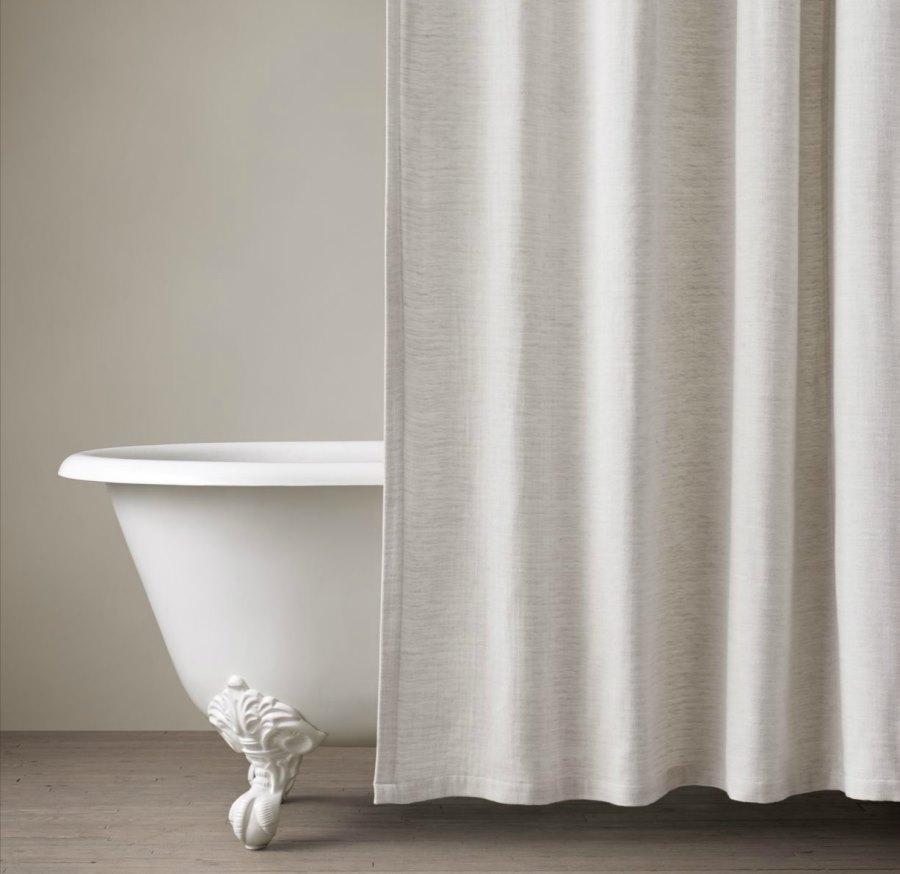 Elegant HighEnd Shower Curtains