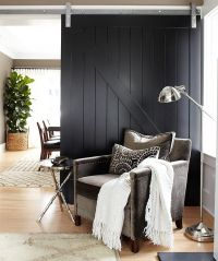 Sliding Barn Doors: Living Room Sliding Barn Doors